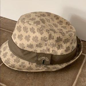Guinness fedora style hat